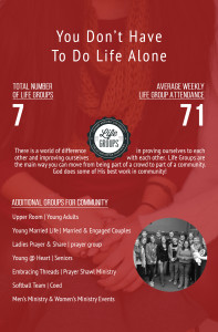 6. You Dont Have To Do Life Alone