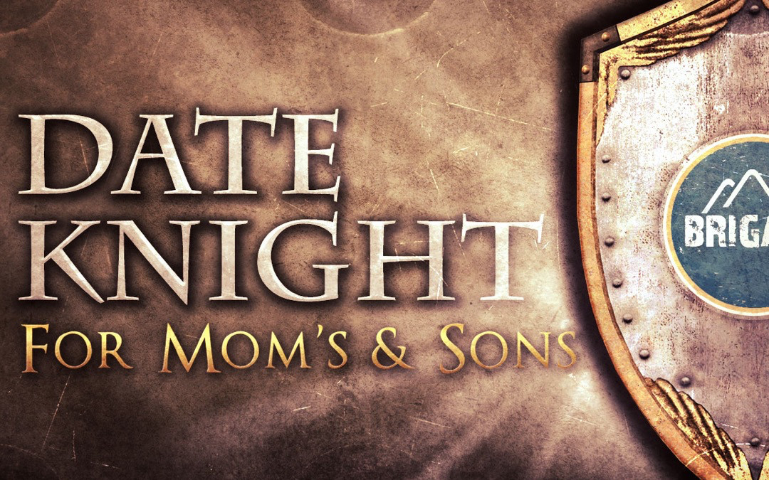 Date Knight   Mother Son Date Event