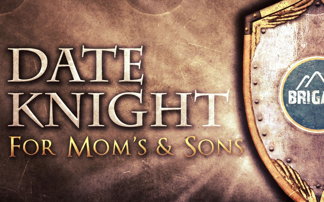 Date Knight | Mother Son Date Event