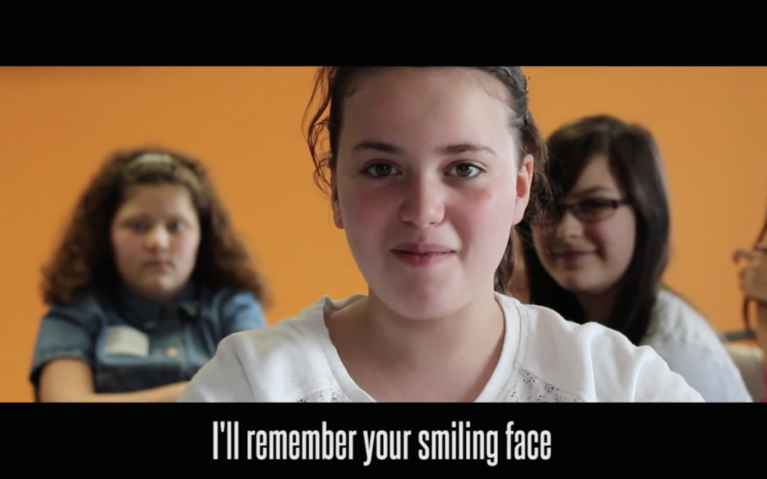KidsMin Volunteer Thank You Video