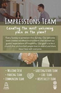 4 - Impressions Team Serve