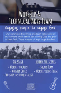 5 - Worshipand Tech Serve